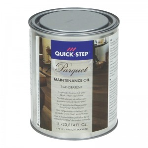 Quick.step Maintenance Oil voor parket Naturel 1 liter